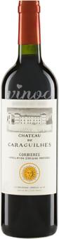 Château de Caraguilhes Rouge Corbières AOP 2017