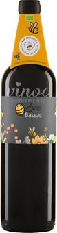 BEE BASSAC Rouge Côtes de Thongue IGP 2019 Domaine Bassac