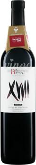 XVII Côtes de Thongue Rouge IGP 2017 Domaine Bassac