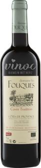 Côtes de Provence Rouge AOP 2016 Domaine Fouques