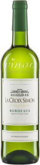 La Croix Simon Bordeaux Blanc AOP 2019
