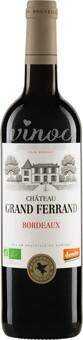 Château GRAND FERRAND Bordeaux Rouge 2019