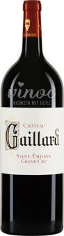 Château Gaillard St.-Émilion Grand Cru AOC 2016 Magnum