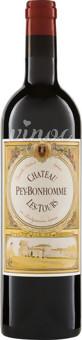 Château Peybonhomme-Les-Tours Blaye-Côtes de Bordeaux AOP 2017