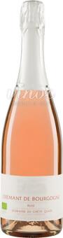 Crémant de Bourgogne Rosé Brut AOP d'Heilly-Huberdeau