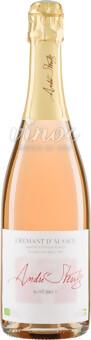 Crémant d'Alsace Rosé AOP 2015 Stentz