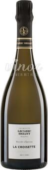 Champagne LA CROISETTE Extra Brut 2014 Leclerc Briant