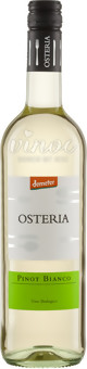 OSTERIA Pinot Bianco IGT Demeter 2019/2020