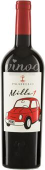 'Mille 1' Rosso 2016 Pratello