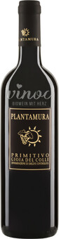 Primitivo 'Nera' Gioia del Colle DOC 2017 Plantamura