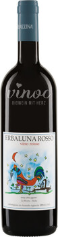 Rosso SENZA SOLFITI ohne SO2-Zusatz Erbaluna
