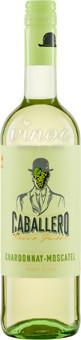 CABALLERO PARRA JIMÉNEZ Blanco Chardonnay-Moscatel La Mancha DO 2019/2020