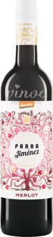 Merlot PARRA 2020 Familia Parra
