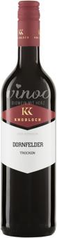 Dornfelder 'Gutswein' QW 2016 Knobloch