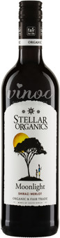 MOONLIGHT Shiraz-Merlot 2020 Stellar Organics