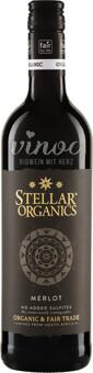 Merlot 2019 Stellar Organics ohne SO2-Zusatz