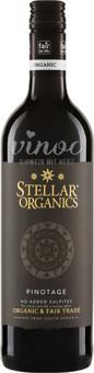 Pinotage 2020 Stellar Organics ohne SO2-Zusatz