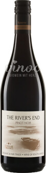 THE RIVER'S END Pinot Noir 2016/2017 Stellar Organics